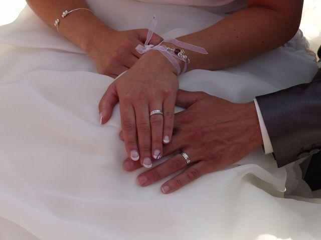Le mariage de Damien et Christelle à Campagnolles, Calvados 8