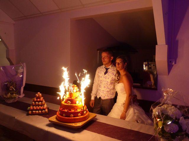 Le mariage de Damien et Christelle à Campagnolles, Calvados 10