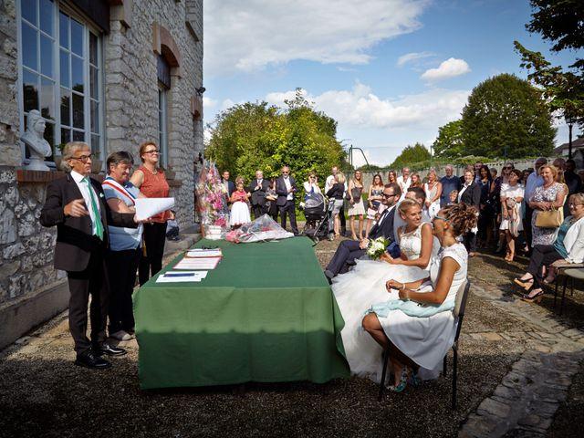 Le mariage de Matthias et Alice à La Genevraye, Seine-et-Marne 1