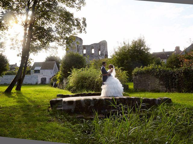Le mariage de Matthias et Alice à La Genevraye, Seine-et-Marne 11