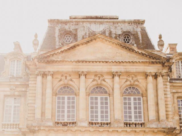 Le mariage de Jérôme et Bérénice à Épinay-Champlâtreux, Val-d'Oise 17