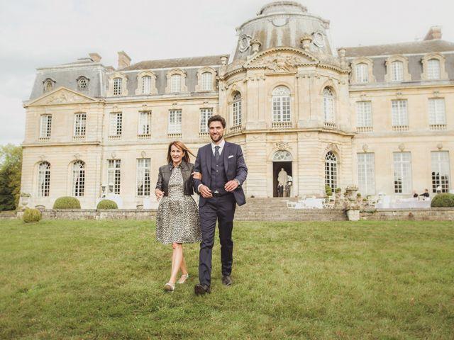 Le mariage de Jérôme et Bérénice à Épinay-Champlâtreux, Val-d'Oise 22