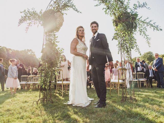 Le mariage de Jérôme et Bérénice à Épinay-Champlâtreux, Val-d'Oise 25