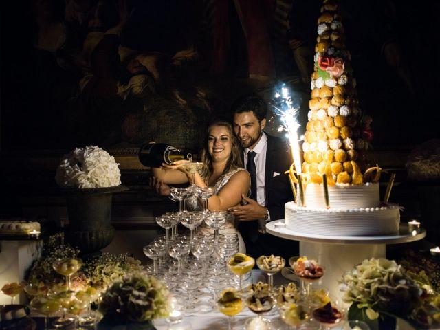 Le mariage de Jérôme et Bérénice à Épinay-Champlâtreux, Val-d'Oise 29