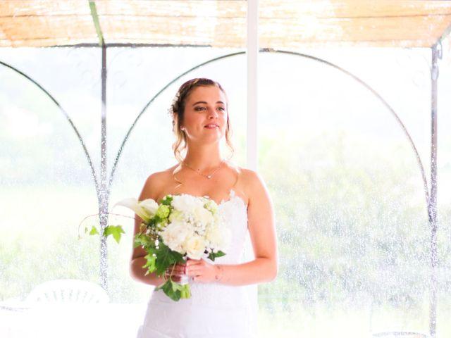 Le mariage de Kévin et Pénélope à Saint-Maximin-la-Sainte-Baume, Var 1