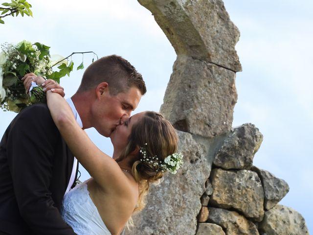 Le mariage de Kévin et Pénélope à Saint-Maximin-la-Sainte-Baume, Var 5