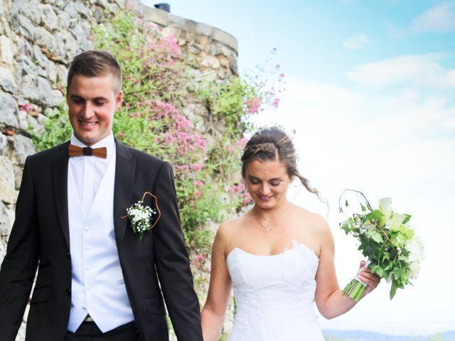 Le mariage de Kévin et Pénélope à Saint-Maximin-la-Sainte-Baume, Var 10