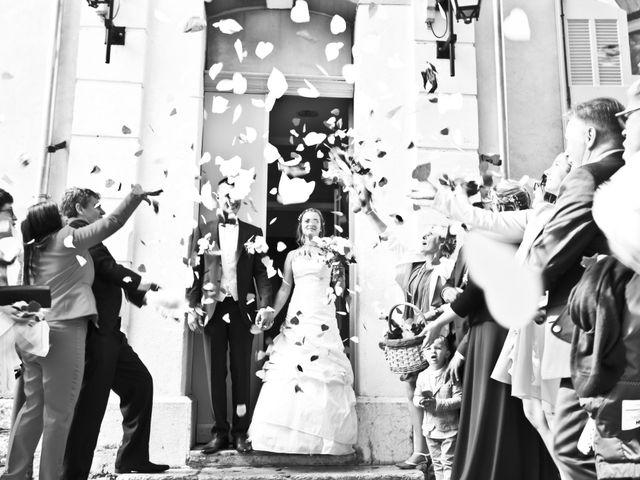 Le mariage de Kévin et Pénélope à Saint-Maximin-la-Sainte-Baume, Var 11