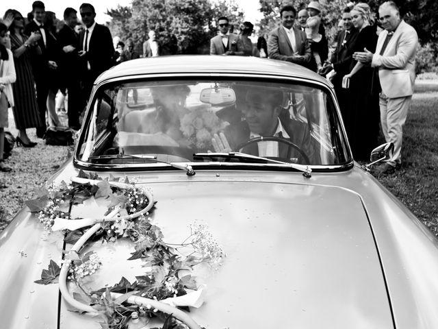 Le mariage de Kévin et Pénélope à Saint-Maximin-la-Sainte-Baume, Var 14