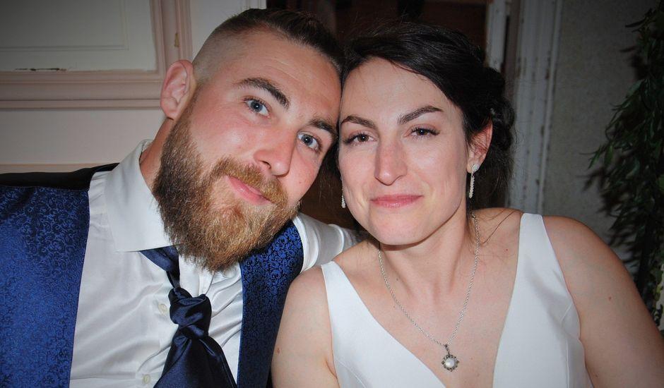 Le mariage de Renaud et Lolita à Fougerolles, Haute-Saône