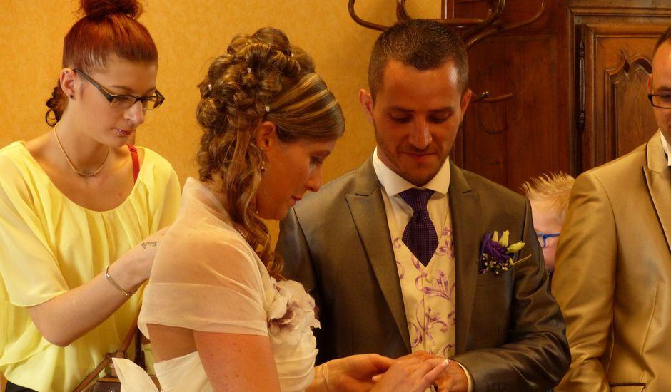 Le mariage de Damien et Christelle à Campagnolles, Calvados