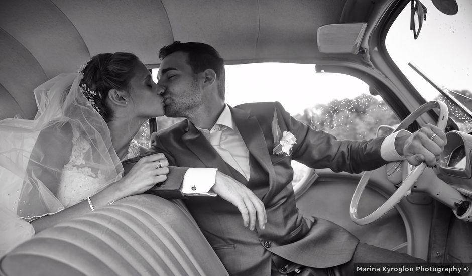 Le mariage de Matthias et Alice à La Genevraye, Seine-et-Marne