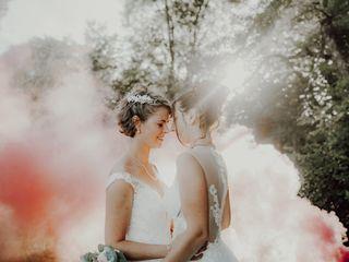 Le mariage de Laura et Mélanie