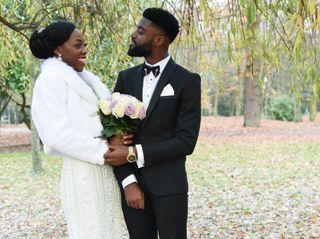 Le mariage de Dorcas et Pierre-Emmanuel