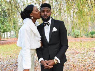 Le mariage de Dorcas et Pierre-Emmanuel 1