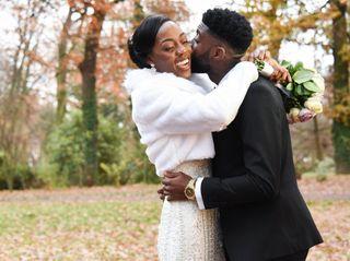 Le mariage de Dorcas et Pierre-Emmanuel 2