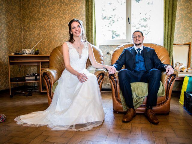 Le mariage de Kevin et Elise à Frouzins, Haute-Garonne 18