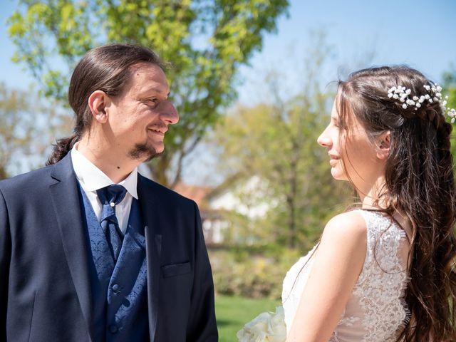 Le mariage de Kevin et Elise à Frouzins, Haute-Garonne 20