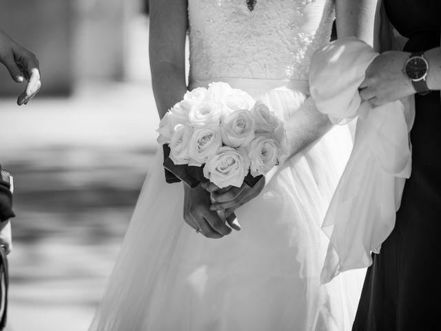 Le mariage de Kevin et Elise à Frouzins, Haute-Garonne 34