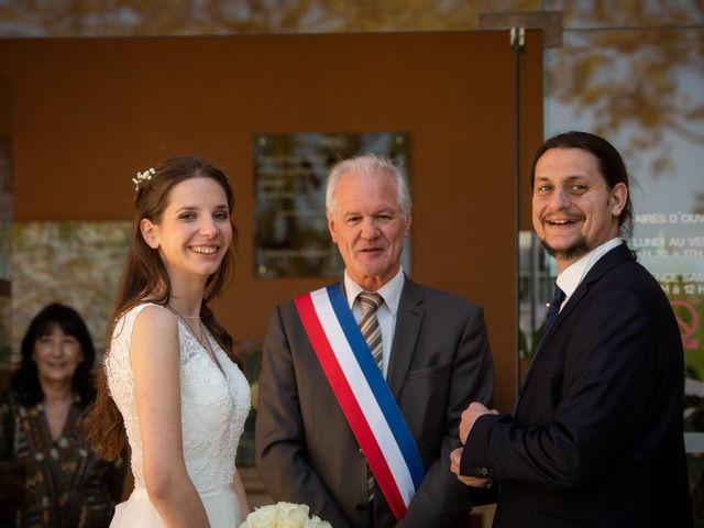 Le mariage de Kevin et Elise à Frouzins, Haute-Garonne 37