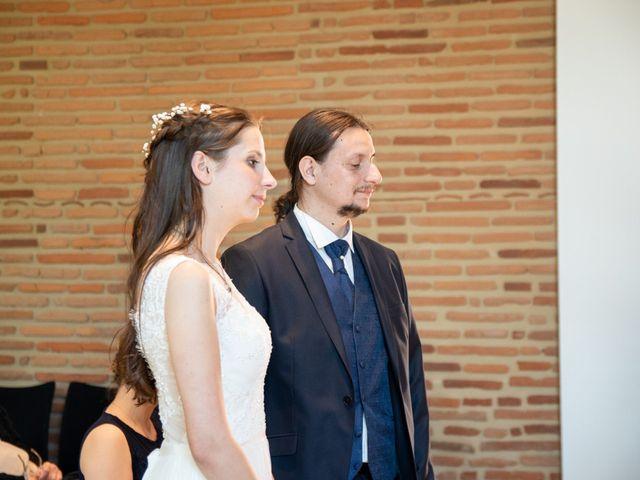 Le mariage de Kevin et Elise à Frouzins, Haute-Garonne 45