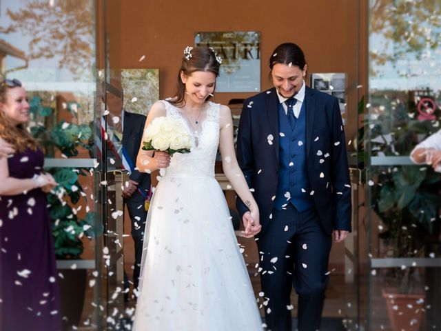 Le mariage de Kevin et Elise à Frouzins, Haute-Garonne 51