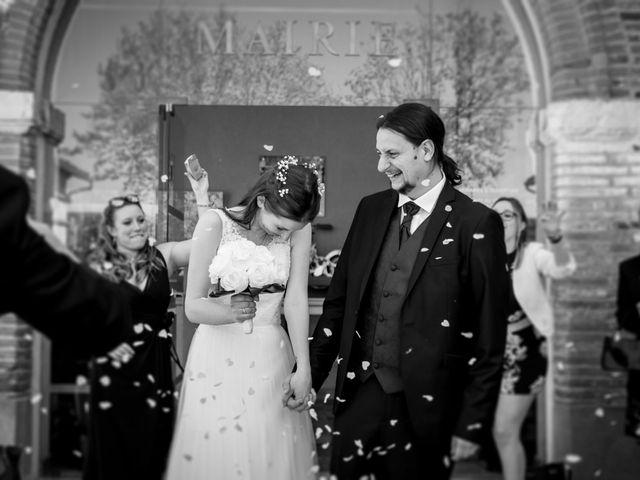 Le mariage de Kevin et Elise à Frouzins, Haute-Garonne 54