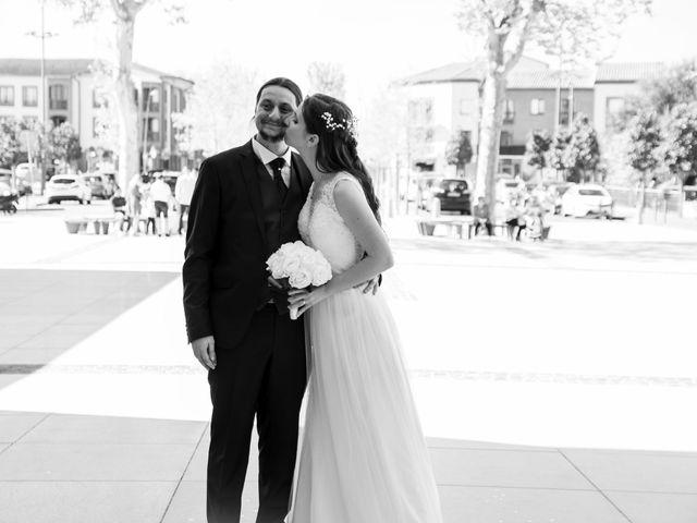 Le mariage de Kevin et Elise à Frouzins, Haute-Garonne 56