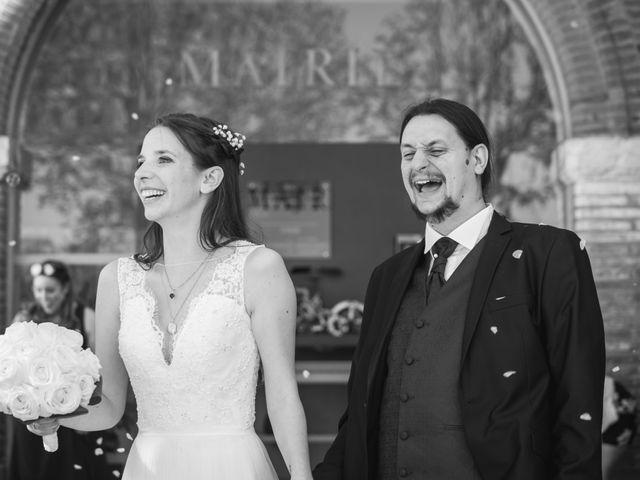 Le mariage de Kevin et Elise à Frouzins, Haute-Garonne 58