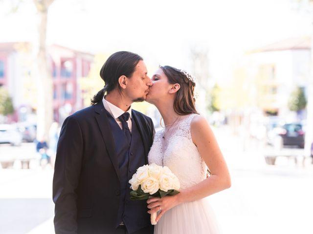 Le mariage de Kevin et Elise à Frouzins, Haute-Garonne 62
