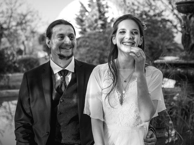 Le mariage de Kevin et Elise à Frouzins, Haute-Garonne 74