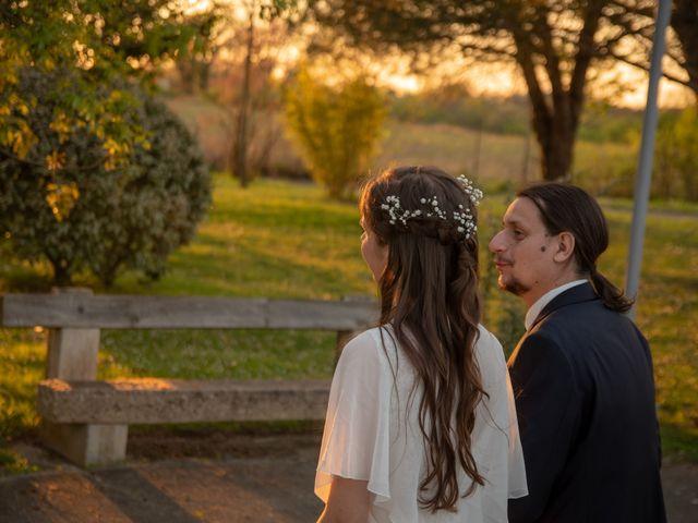 Le mariage de Kevin et Elise à Frouzins, Haute-Garonne 76