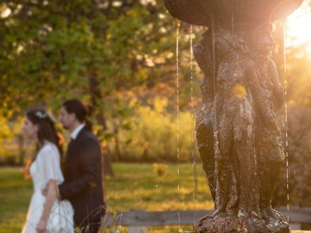 Le mariage de Kevin et Elise à Frouzins, Haute-Garonne 77