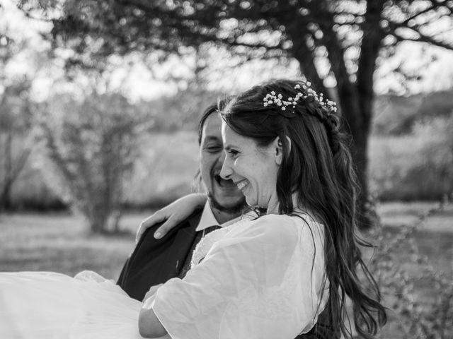 Le mariage de Kevin et Elise à Frouzins, Haute-Garonne 78