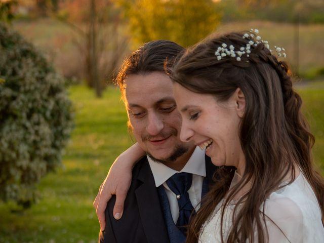 Le mariage de Kevin et Elise à Frouzins, Haute-Garonne 81