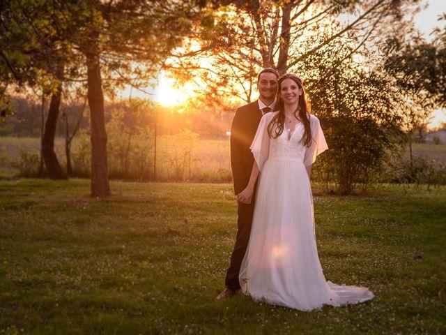 Le mariage de Kevin et Elise à Frouzins, Haute-Garonne 83