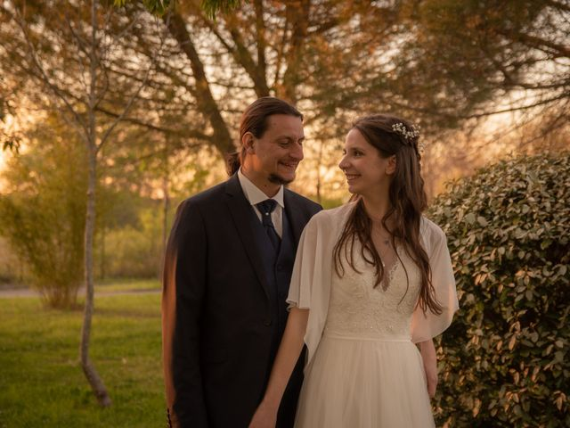 Le mariage de Kevin et Elise à Frouzins, Haute-Garonne 84