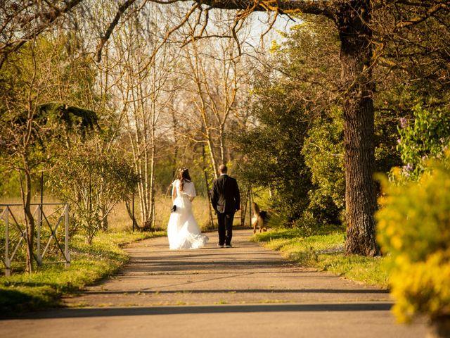 Le mariage de Kevin et Elise à Frouzins, Haute-Garonne 86