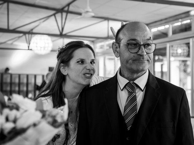 Le mariage de Kevin et Elise à Frouzins, Haute-Garonne 92