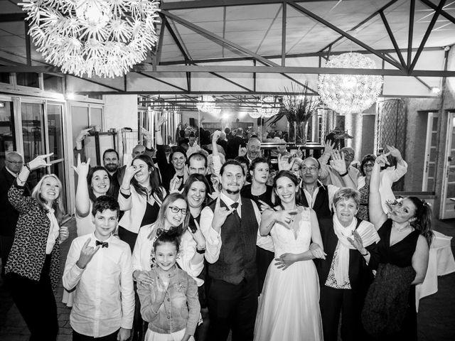 Le mariage de Kevin et Elise à Frouzins, Haute-Garonne 110
