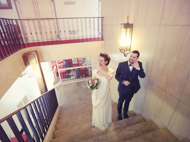 Le mariage de Jérémie et Elodie à Chailly-en-Bière, Seine-et-Marne 17