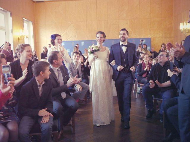 Le mariage de Jérémie et Elodie à Chailly-en-Bière, Seine-et-Marne 18