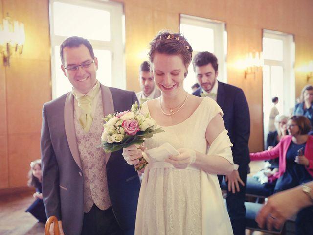 Le mariage de Jérémie et Elodie à Chailly-en-Bière, Seine-et-Marne 19