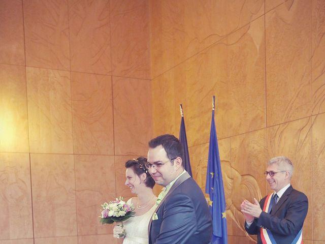 Le mariage de Jérémie et Elodie à Chailly-en-Bière, Seine-et-Marne 21