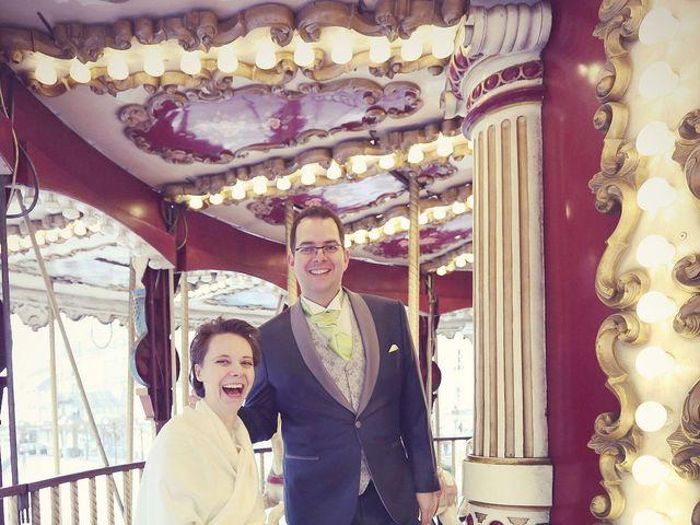 Le mariage de Jérémie et Elodie à Chailly-en-Bière, Seine-et-Marne 26
