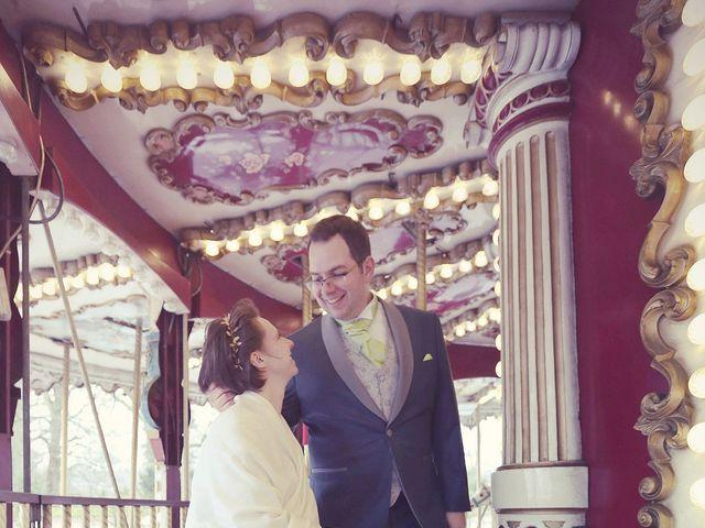 Le mariage de Jérémie et Elodie à Chailly-en-Bière, Seine-et-Marne 27