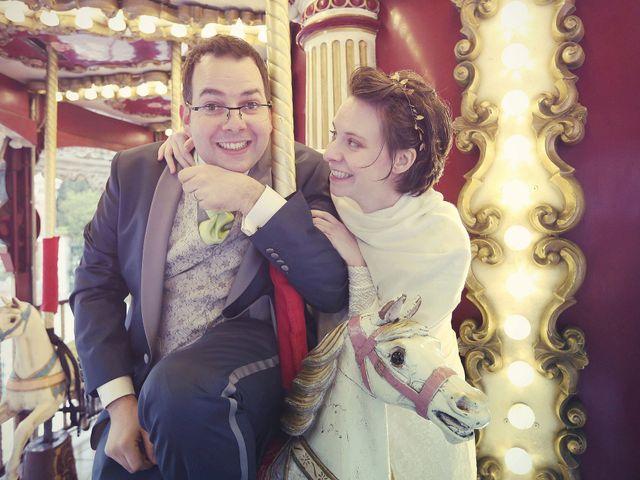 Le mariage de Jérémie et Elodie à Chailly-en-Bière, Seine-et-Marne 30