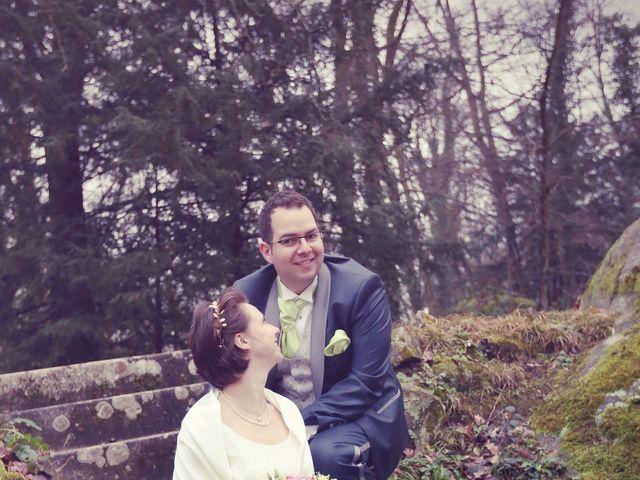 Le mariage de Jérémie et Elodie à Chailly-en-Bière, Seine-et-Marne 37