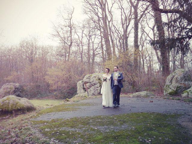 Le mariage de Jérémie et Elodie à Chailly-en-Bière, Seine-et-Marne 40