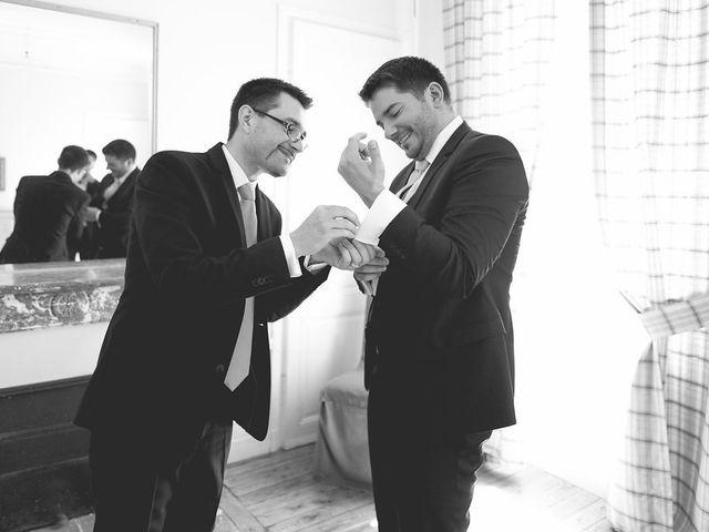 Le mariage de Vincent et Audrey à Surville, Manche 6